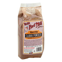 Bob's Red Mill Toasted Carob Powder 510gr