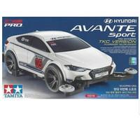 Hyundai Avante Sport Tkc Version