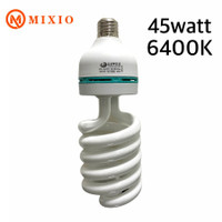 MIXIO BL45 Lampu Studio Fotografi 6400K (Daylight Lamp) 45watt