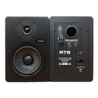 Recording Tech RT6 - Flat Studio Bi-Amplified Monitor Speaker