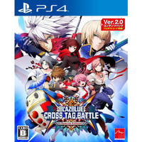 PROMO !! PS4 BLAZBLUE: CROSS TAG BATTLE SPECIAL EDT CD BD PS 4 ENGLISH