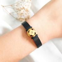 Gelang Bunga Bulat wanita elegan Bracelet Jewellery sebagai Hadiah
