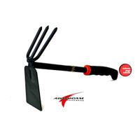 Pacul Mini 2 Fungsi Garden Tool Sekop dan Garpu Alat Berkebun 2 in 1