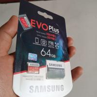 Samsung MicroSD 64GB EVO PLUS 100MB/s ORI Micro SD Card 64