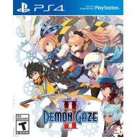 PROMO !! PS4 DEMON GAZE 2 / DEMON GAZE II CD BD GAME PS 4 ENGLISH