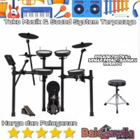 Drum Elektrik Roland TD07KV TD 07KV TD07 KV Drum Electric Roland