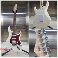 Guitar Electric Gitar Elektrik Cort G115WH G115 G-115 G 115 Original