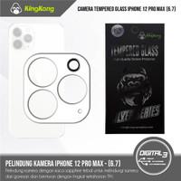 KingKong Tempered Glass Camera Iphone 12 Pro Max Lensa Guard Kamera