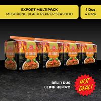 Best Wok Mi Goreng Blackpepper Seafood Dus 20 pcs (Export Multipack)