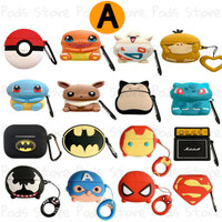 Airpods Case Cartoon Character Sillicone untuk Airpods Pro
