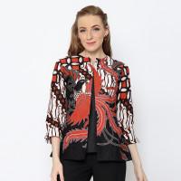 Adinata Batik Megan Morgan Blouse Batik