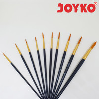 Kuas Lukis / Acrylic / Cat Air / Brush Joyko Br-6 - 10