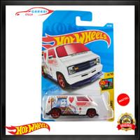 Hotwheels Diecast Hot Wheels Custom Dodge Van