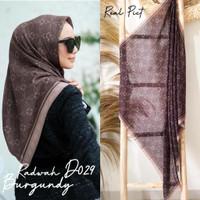 Hijab Motif Denay-76 (Bisa COD)
