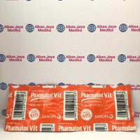 Pharmaton Vit Isi 5 tablet - Vitamin Daya Tahan Tubuh