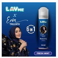 Lavme X Erin Taulany 6 In 1 Hand & Body Spray Anti Virus - Fresh Mint