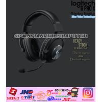 Logitech G Pro X Blue Voice Multi-Platform Gaming Headset Jack & USB