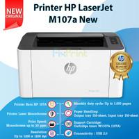 Printer HP LaserJet M107a New