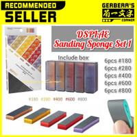 DSPIAE Sanding Sponge Set 1 Amplas Gundam Model Kit Original