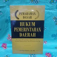 buku hukum pemerintahan daerah by Josef