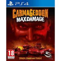 PROMO !! PS4 Carmageddon: Max Damage CD BD GAMES PS 4 ENGLISH LANGUAGE