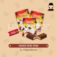 Masker Beng Beng / Chocomelt Bengbeng Organic Mask Premium