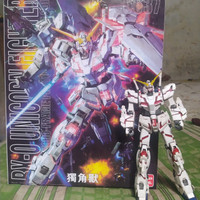 mg gundam unicorn ova ver daban model