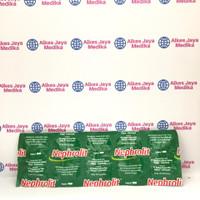 Nephrolit Isi 5 tablet - Obat Peluruh Batu Urin