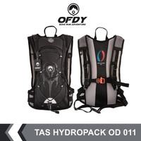 tas hydropack sepeda running OFDY OD011 BLACK TERBAIK