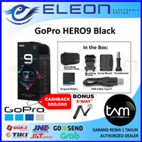 GoPro Hero 9 Black / Go Pro Hero9 Black / GoPro Hero9 GARANSI TAM