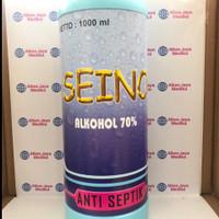 Alkohol 70% 1 liter