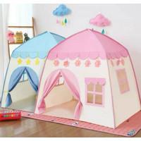 Tenda Anak Bermain Model Rumah Kids Camping Indoor
