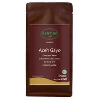 Santino Coffee Single Origin Aceh Gayo 100 gram