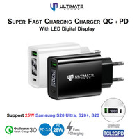 Charger Samsung S20 Ultra S20+ S20 Plus 25W 28W Ultimate TCL2QPD