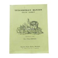 Tetandingan Banten Nigang Sasihin