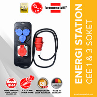 Brennenstuhl Energy Station CEE 1 IP 44 - KBRL052
