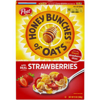 Post Honey Bunch of Oats with Strawberry 368gr