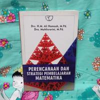 buku perencanaan & strategi pembelajaran matematika by Ali hamzah