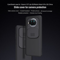 Nillkin CamShield Hard Case Xiaomi Mi 10T Lite / Redmi Note 9 Pro 5G