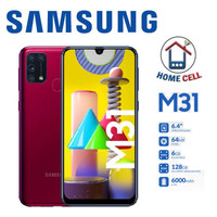 Samsung Galaxy M31 Ram 6/128 GB - Garansi Resmi