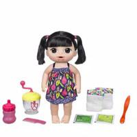 boneka Baby Alive Sweet Spoonfuls Baby Doll Girl Asian Original SALE