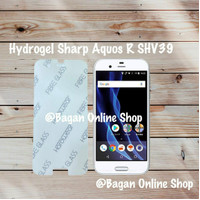 Sharp Aquos R SHV39 Hydrogel Screen Protector Anti Gores