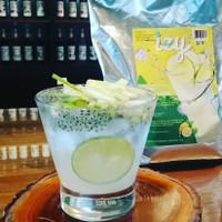IZY Lime Lemonade Powder 1kg