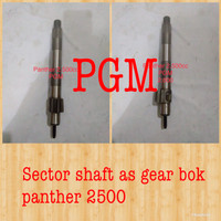 sector sektor shaft as steering panther 2.500