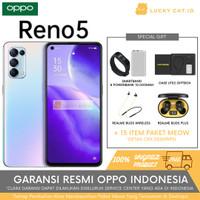 OPPO RENO 5 8/128 OPPO RENO5 GARANSI RESMI INDONESIA