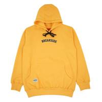 Breakside Yellow Type Hoodie B8
