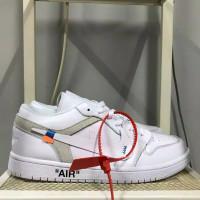 Nike Air Jordan Low x Off white Triple White