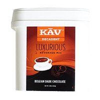 KAV Belgian Dark Chocolate Powder 1kg
