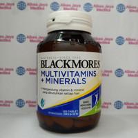 blackmores multivitamin & minerals 120 tablet