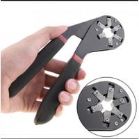 Kunci Pas Hexagon 8 Inch / New Outer Hexagonal Magic Wrench 8 Inch